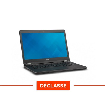 Dell Latitude E7450 - Windows 10 - Déclassé