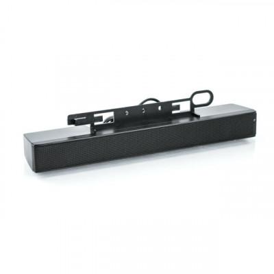 Barre de son - HP 531565-001 - 10 Watts - Noir