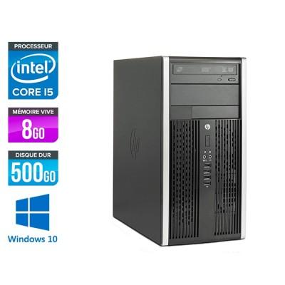 HP 6300 Tour - i5 - 8Go - 500Go - Windows 10