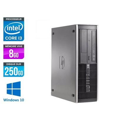 HP 8300 SFF - Intel i3 - 8Go - 250 Go HDD - Windows 10
