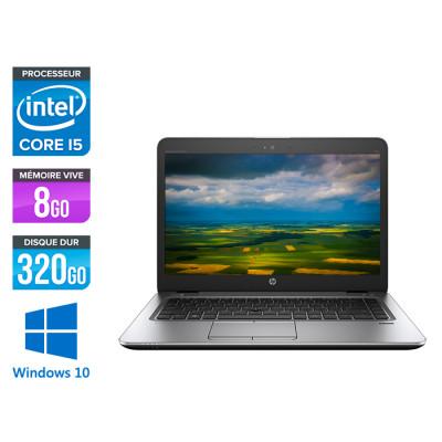 HP Elitebook 840 G2 - i5 - 8Go - HDD 320Go - 14'' - Windows 10