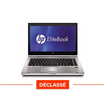 Pc portable - HP EliteBook 8460P - Trade Discount - déclassé - i5 - 8 go - 320 Go HDD - Webcam - Windows 10