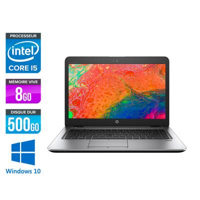 HP Elitebook 840 - i5 4200U - 8 Go - 5000Go HDD - 14'' HD - Windows 10 - 2