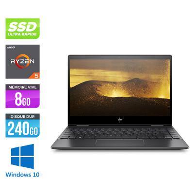 HP Envy X360 13-ar0009nf - Windows 10