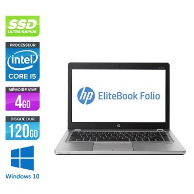 HP Folio 9470M - i5 -4Go -120Go SSD -14'' - Win 10