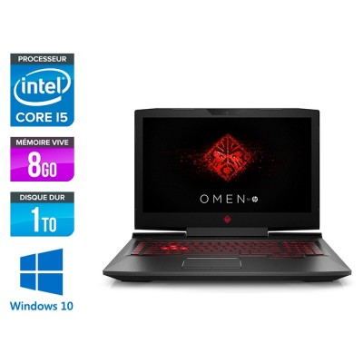 HP Omen 17-an122nf - Windows 10