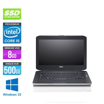 Dell Latitude E5430 - i5 - 8Go - 500 Go SSD - Linux