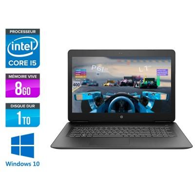 HP 17-ab411nf - i5-8300h - 8Go - 1To HDD -17.3'' Full-HD - Windows 10