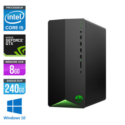 HP Pavilion Gaming Desktop TG01-1040nf - Windows 10