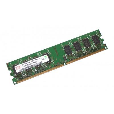 RAM PC DDR2 2 Go 800 MHz PC2-6400U 1.8 Volts HYMP125U64CP8-S6-AB-C