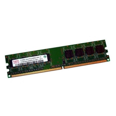 Hynix - DIMM - HYMP564U64CP8-C4-AB - 512 MB - PC2-4200U - DDR2