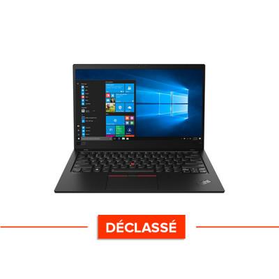 Lenovo ThinkPad X1 Carbon - Windows 10