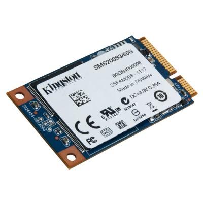 SSD mSATA - 60Go - Kingston SMS200S3
