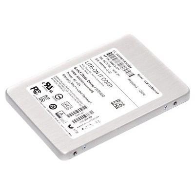 "SSD HP Lite-On - 128Go - SATA III 6BG/s - 2.5"" - LCS-128M6S-HP"