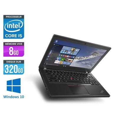Lenovo ThinkPad L560 - i5 - 8Go - 320Go HDD - webcam - Windows 10