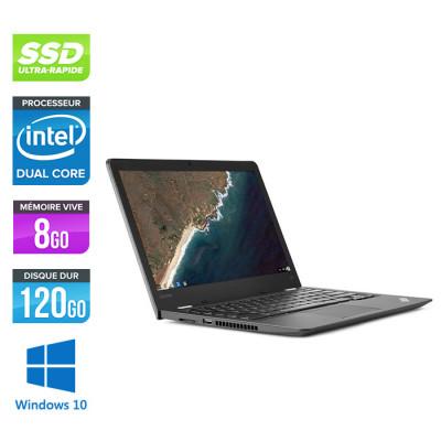 Lenovo ThinkPad 13- Celeron - 8Go - 120Go SSD - Windows 10 Famille
