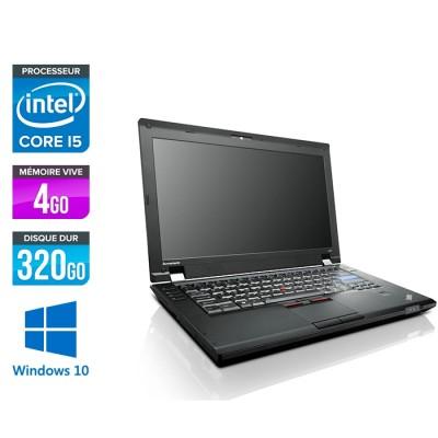 Lenovo ThinkPad L420 - i5 - 4 Go - 320 Go HDD - Windows 10