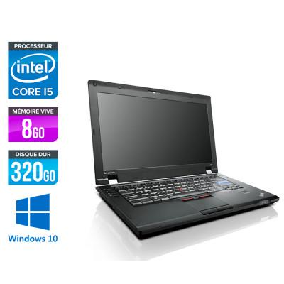 Pc portable Lenovo ThinkPad L420 reconditionné - i5 - 8 Go - 320 Go HDD - Windows 10