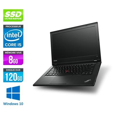 Lenovo L440 -  i5- 8Go - 120Go SSD - Windows 10