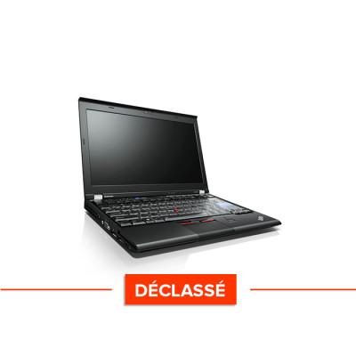 Pc portable reconditionné - Lenovo ThinkPad X220 - Déclassé