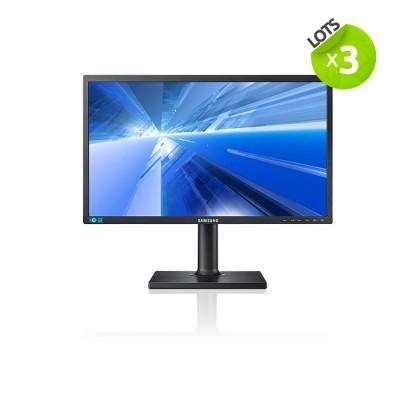lot de 3 Ecrans Samsung S22C450 - 22 pouces - 1680 x 1050