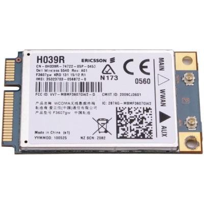 Mini carte Wifi PCI-E sans fil pour Ericsson F3607GW - H039R - Trade Discount