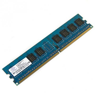 Nanya - DIMM - NT512T64U88A0BY-37B - 512 MB - PC2-4200U - DDR2