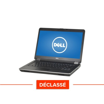 Dell Latitude E6440 - i7 - 4Go - 256Go SSD - Windows 10