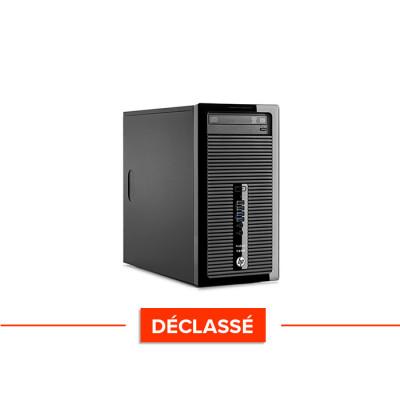 HP ProDesk 400 G2 Tour - reconditionné - Déclassé