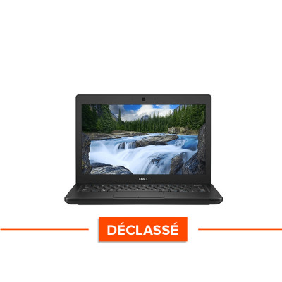 Pc portable reconditionné - Dell Latitude E5290 - déclassé
