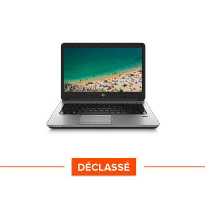 Pc portable reconditionné - HP ProBook 645 G1 - Déclassé