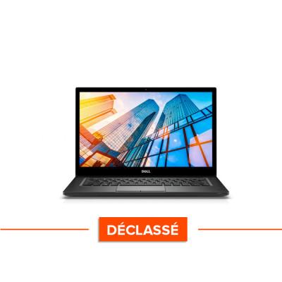 Dell Latitude 7390 reconditionne - i5 - 8Go - 240Go SSD - Windows 10 - déclassé