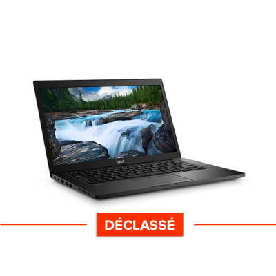 Pc portable reconditionné - Dell 7490 - Déclassé