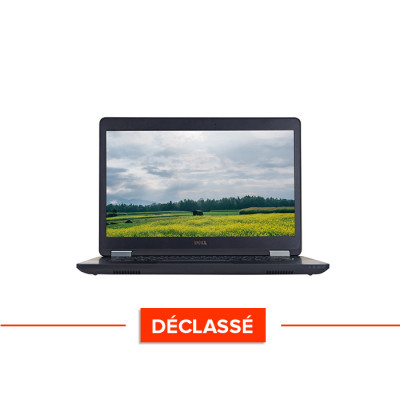 Pc portable - Dell Latitude E5470 - Trade discount - déclassé