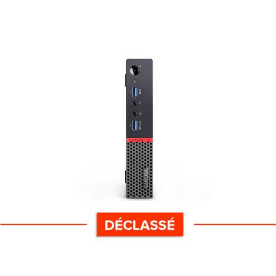 Pc de bureau reconditionne Lenovo ThinkCentre M700 Tiny - déclassé