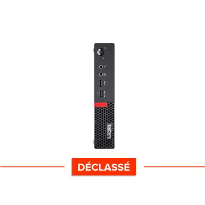 Pc de bureau reconditionne Lenovo ThinkCentre M710Q Tiny - Déclassé