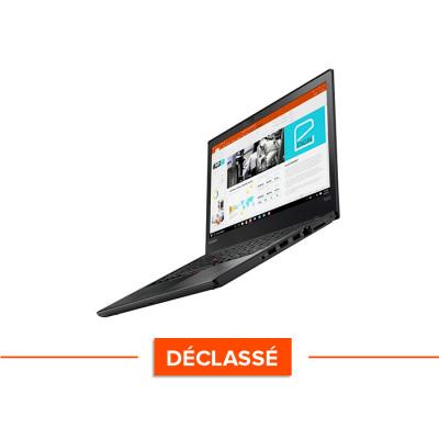 Pc portable reconditionné - Lenovo ThinkPad T470S  - déclassé