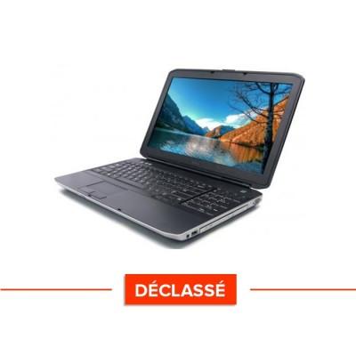 Ordinateur portable reconditionné - Dell Latitude E5530 - Déclassé