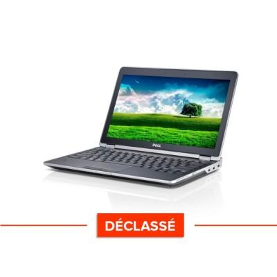 Pc portable reconditionné - Dell Latitude E6230 - i5 - 8Go - 320Go hdd - Windows 10 Home - déclassé