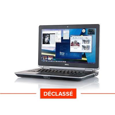 Pc portable - Dell Latitude E6330 - Trade Discount - Déclassé - i5-3320M - 8Go - 320Go HDD - Webcam - W10 Famille