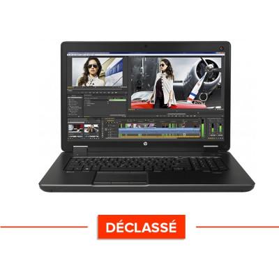 Workstation reconditionne - HP Zbook 17 - Déclassé