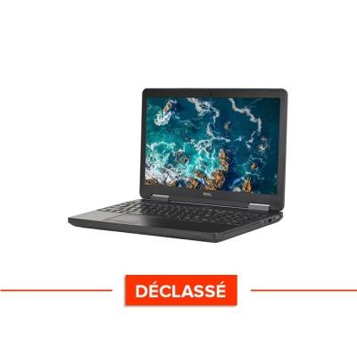 Pc portable reconditionné - Dell Latitude E5540 - i5 4300U - 8Go - 320Go HDD - Windows 10 Famille - déclassé
