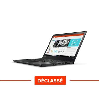 Ordinateur portable reconditionné - Lenovo ThinkPad T470 declasse - i5-6300U - 8Go - SSD 240Go nvme - Windows 10