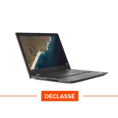Lenovo ThinkPad 13- Celeron - 8Go - 120Go SSD - Windows 10 Famille - Declasse