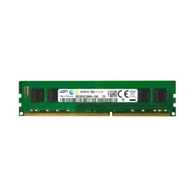 Mémoire portable SAMSUNG DIMM DDR3 PC3-12800U - 8 Go 1600 MHz