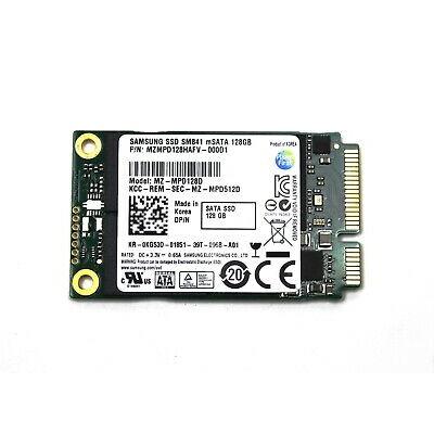 Disque Dell 0KG53D 128GB mSATA SSD - Samsung Solid State Drive