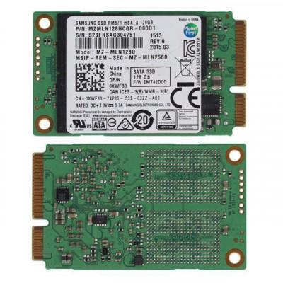 Disque Samsung PM871 MZ-MLN128D - 128GB mSATA SSD 0XWF83
