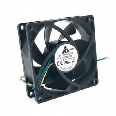 Ventilateur de refroidissement - Delta Electronics - 3 Pin - 25 mm - AFB0812SH - Trade Discount