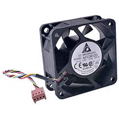 Ventilateur Tubeaxial 12VCC Carré - 800 G1 USDT - AFC0612D-SP07