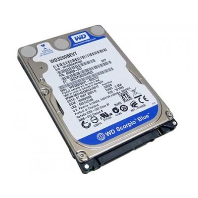"Western Digital Scorpio Blue WD3200BEVT - 2.5"" - 320 Go - SATA II"
